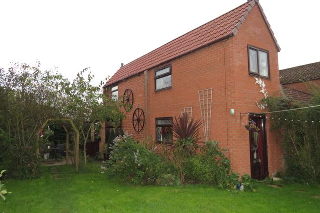 Thumbnail Semi-detached house for sale in Fen Road, Owmby-By-Spital, Market Rasen