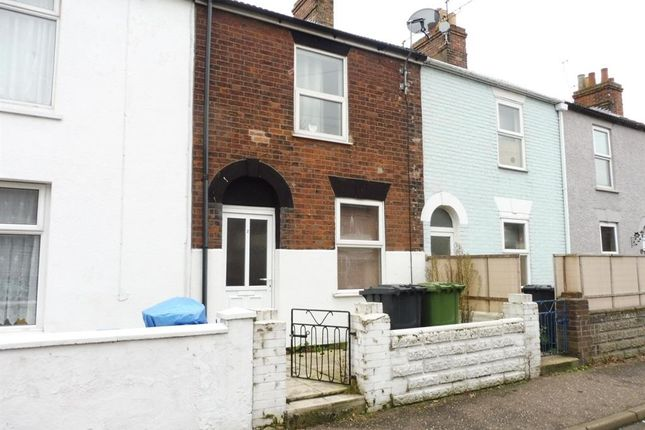 Terraced house to rent in Ordnance Road, Great Yarmouth