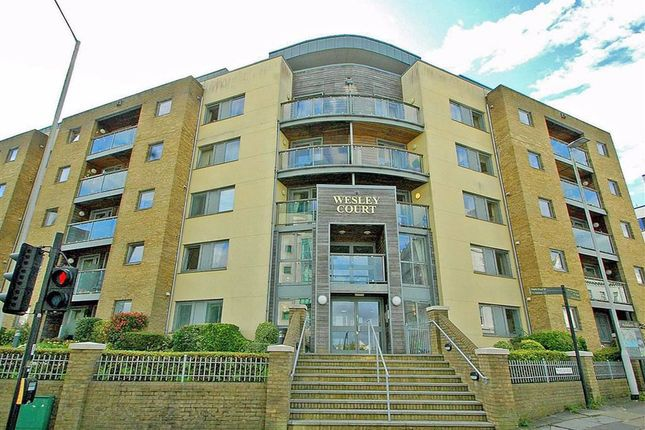 Thumbnail Flat for sale in Wesley Court, Plymouth, Plymouth
