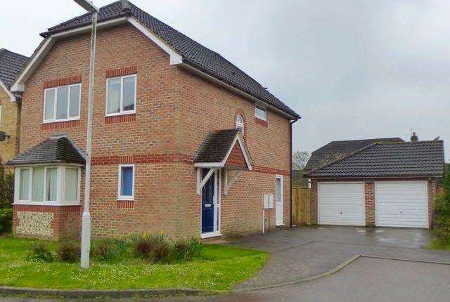 Thumbnail Detached house to rent in Baldwins Field, East Grinstead