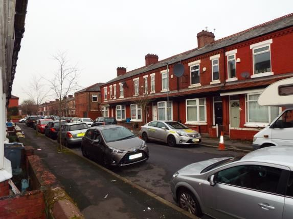 Front Views of Haydn Avenue, Manchester, Greater Manchester, Uk M14