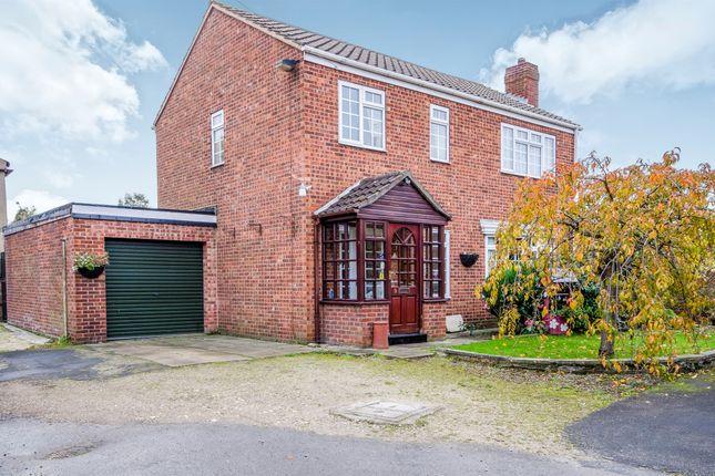 Thumbnail Detached house for sale in Ellison Street, Thorne, Doncaster