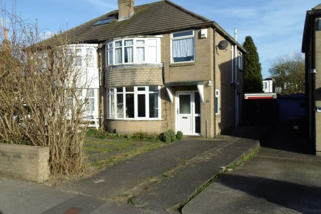 Thumbnail Semi-detached house for sale in Carr Manor Road, Moortown