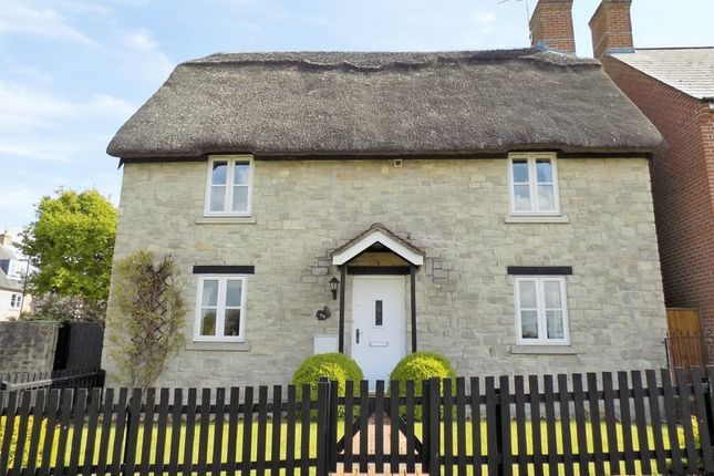 Thumbnail Detached house for sale in Frome Valley Road, Crossways, Dorchester, Dorset