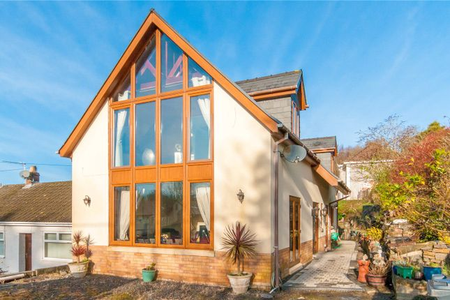 Thumbnail Detached house for sale in Gorof Road, Lower Cwmtwrch, Swansea