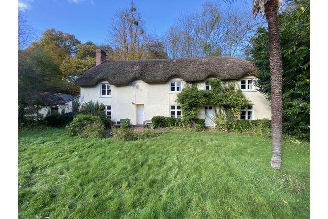 Cottage for sale in Ide, Exeter
