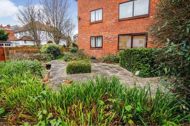 Communal Gardens of Grosvenor Road, Southampton SO17