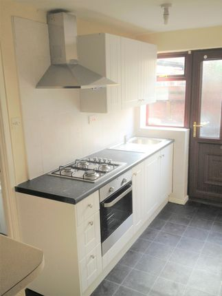 Thumbnail Terraced house to rent in Clayfield Road, Mexborough