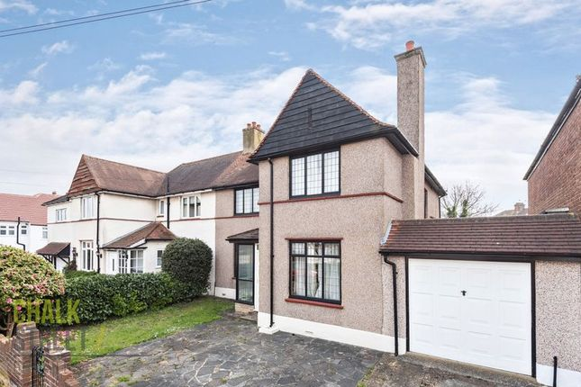 Thumbnail Semi-detached house for sale in Repton Avenue, Gidea Park
