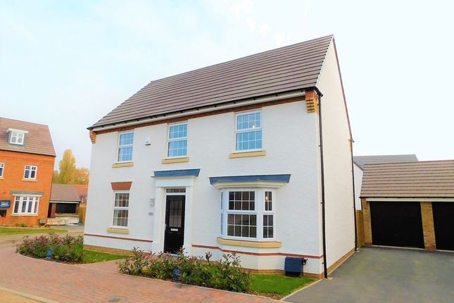 Thumbnail Detached house for sale in Blackheath Lane, Tixall, Stafford