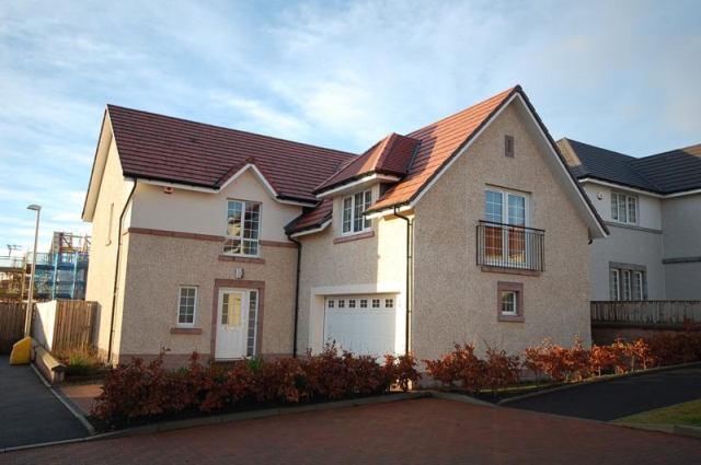 Thumbnail Detached house to rent in Friarsfield Avenue, Cults, Aberdeen, 9Sp
