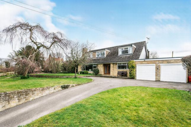 Thumbnail Detached house for sale in Haseley Road, Little Milton, Oxford