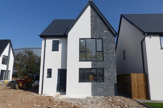 Thumbnail Detached house for sale in Laurel Court, Waterton Lane, Bridgend.