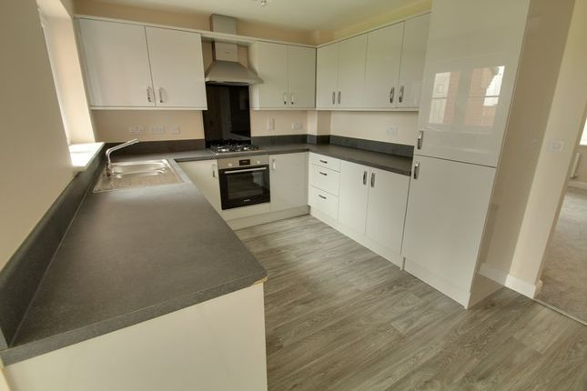 Thumbnail Semi-detached house for sale in The Windsor, Eastrea Road, Whittlesey, Peterborough