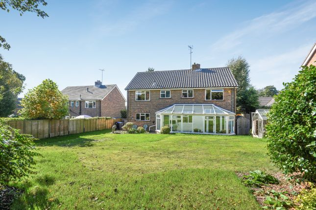 Thumbnail Detached house for sale in Weald Rise, Haywards Heath