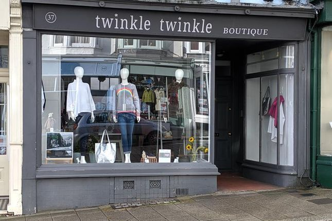 Thumbnail Retail premises to let in High Street, Lewes
