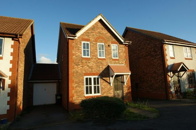 Thumbnail Link-detached house to rent in Smithy Drive, Kingsnorth, Ashford