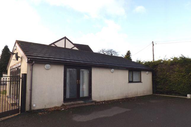 Thumbnail Detached bungalow to rent in Crabmill Lane, Kings Norton, Birmingham