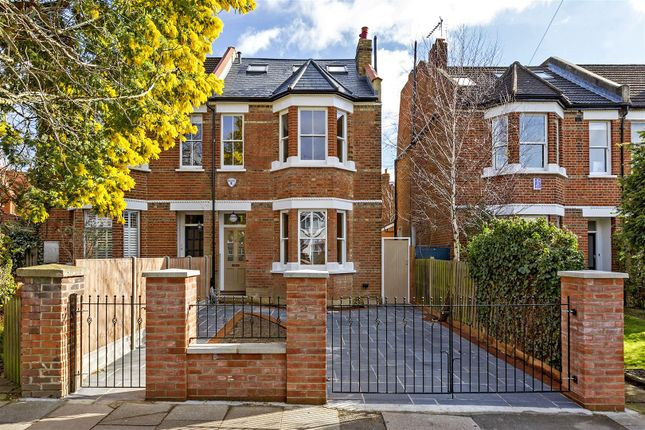Thumbnail Semi-detached house for sale in Durham Road, London