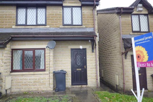Thumbnail Flat to rent in Churchside, Bolton, Bolton