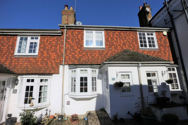 Thumbnail Terraced house to rent in Mill Place, Chislehurst