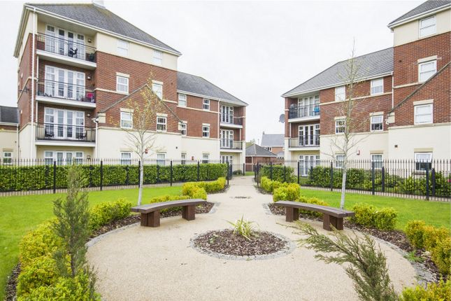 Thumbnail Flat to rent in Lincoln Court, Seattle Close, Chapelford