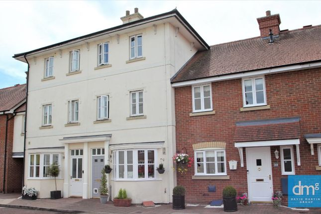 Thumbnail Terraced house for sale in Caxton Close, Tiptree, Colchester