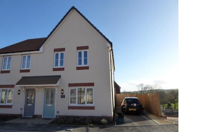 2 bed semi-detached house for sale in White Tail Drive, Bridgwater TA6