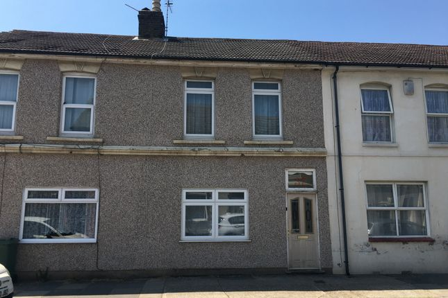 Terraced house for sale in Ranelagh Road, Sheerness