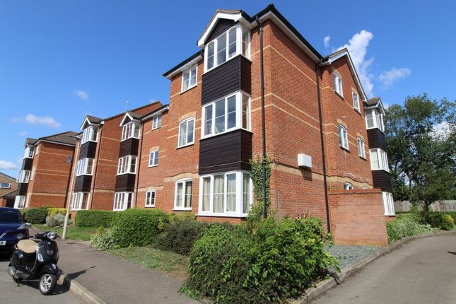 Thumbnail 1 bed flat to rent in The Springs, Hertford