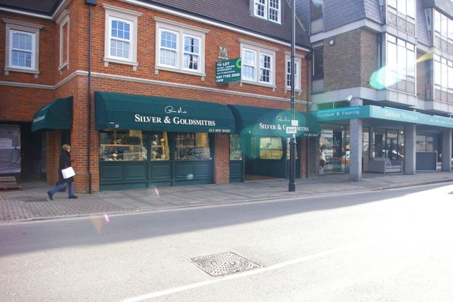 Thumbnail Retail premises to let in High Street, Cobham, Surrey