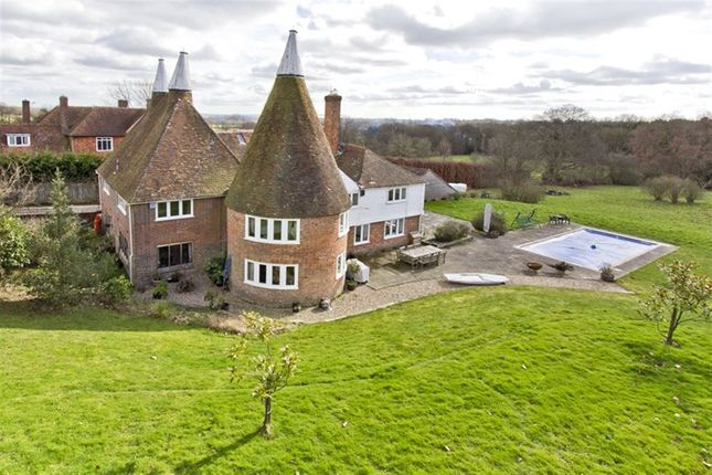 Thumbnail Property to rent in Goddards Green Road, Benenden, Kent
