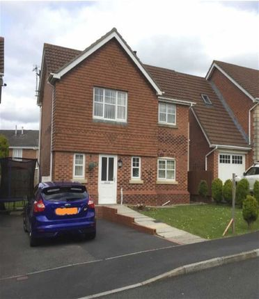 Thumbnail Detached house for sale in Maes Penrhyn, Llanelli