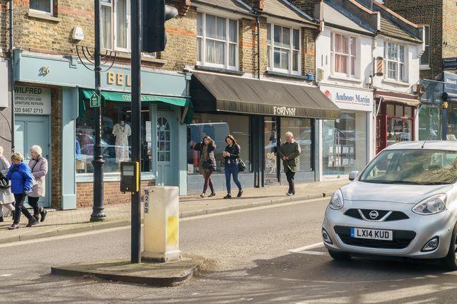 Thumbnail Retail premises for sale in High Street, Chislehurst, London