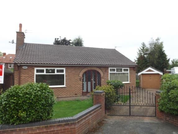 Thumbnail Bungalow for sale in Tudor Close, Grappenhall, Warrington, Cheshire