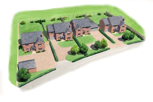 Thumbnail Detached house for sale in Pear Tree Lane, Whitchurch