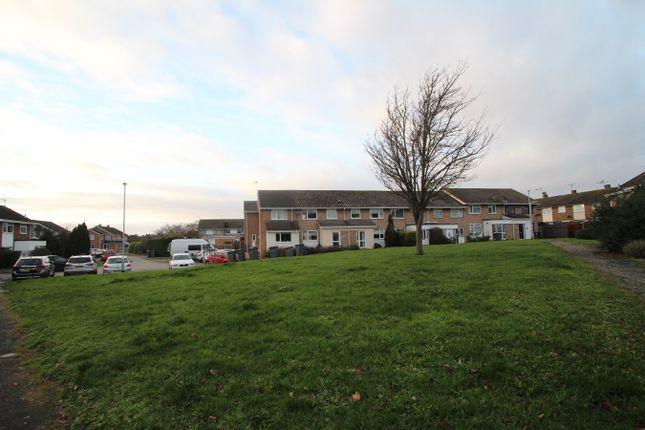 Communal Green of Christchurch Drive, Woodbridge IP12