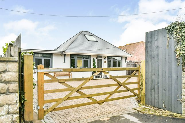 Thumbnail Detached bungalow for sale in Lechlade Road, Highworth, Swindon
