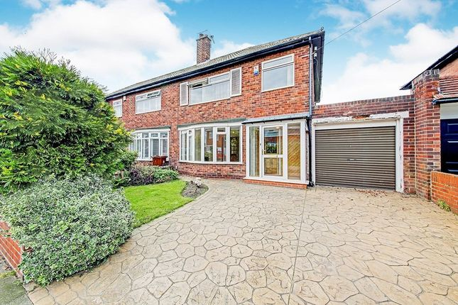 Thumbnail Semi-detached house to rent in Henley Road, North Shields