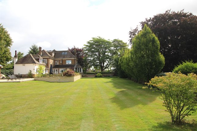 Thumbnail Detached house for sale in Old North Road, Wansford, Peterborough