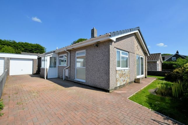 Thumbnail Bungalow for sale in Pilgrim Drive, Bere Alston, Yelverton