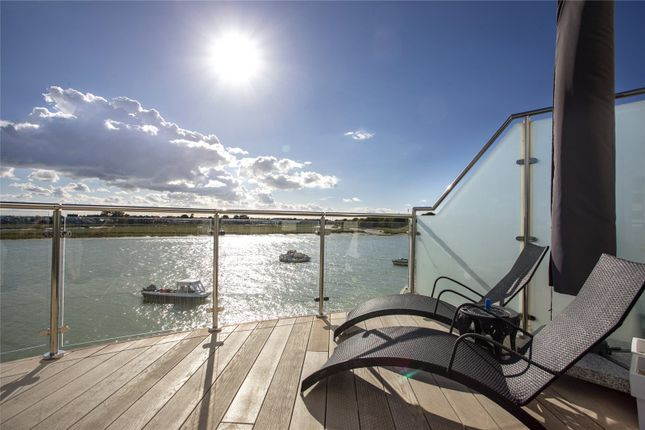 Thumbnail Detached house for sale in Oyster Quay, Shoreham-By-Sea