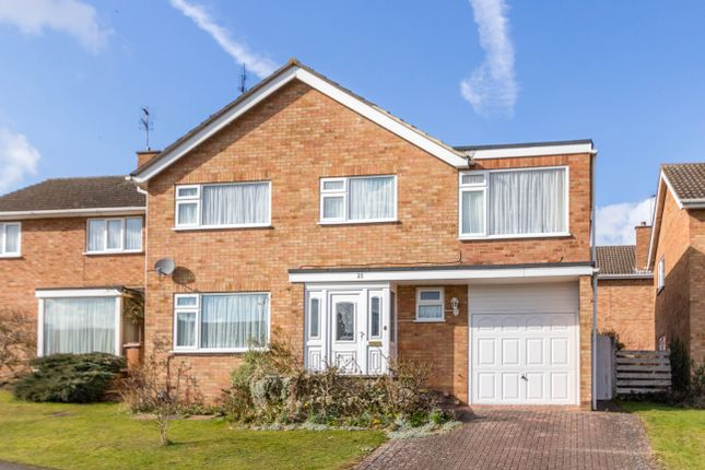 Thumbnail Detached house for sale in Abbots Way, Wellingborough