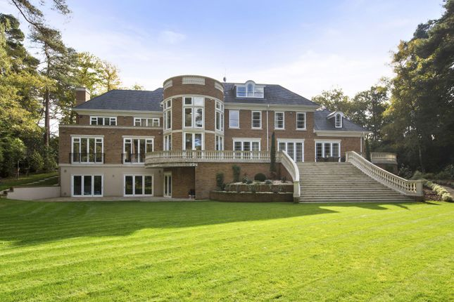 Thumbnail Detached house for sale in Camp End Road, St George's Hill, Weybridge