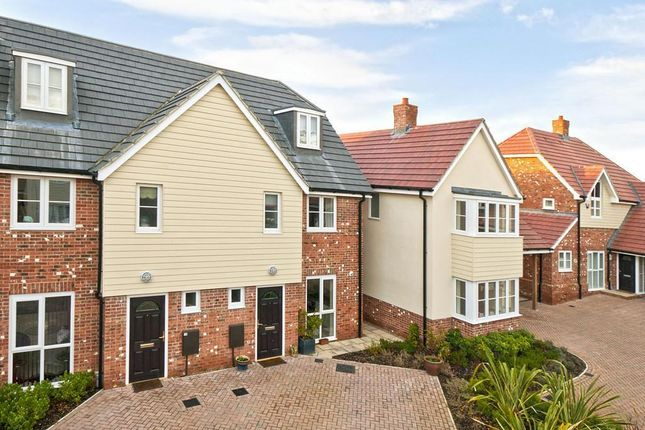 Thumbnail Town house to rent in Westwood Close, Lenham, Maidstone