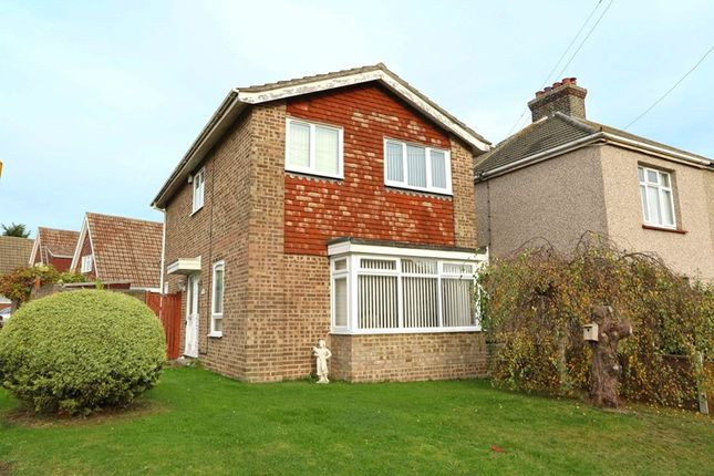 Thumbnail Detached house for sale in Common Lane, Benfleet