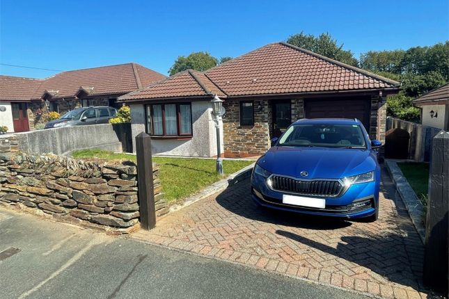 2 bed detached bungalow to rent in Primrose Close, Roche, St Austell, Cornwall PL26
