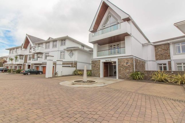 Thumbnail Flat for sale in 65 Majestic Apartments, Onchan