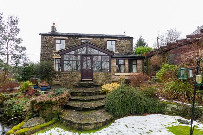 Thumbnail Detached house for sale in Shaws, Uppermill, Oldham