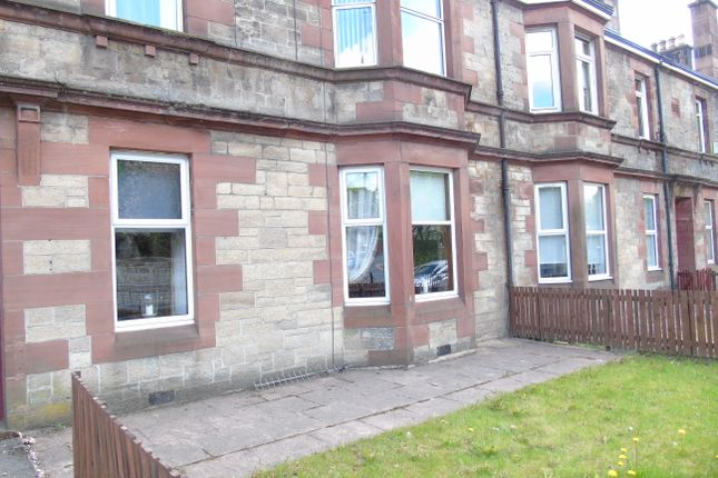 Thumbnail Flat for sale in Clark Street, Town Centre, Airdrie, North Lanarkshire